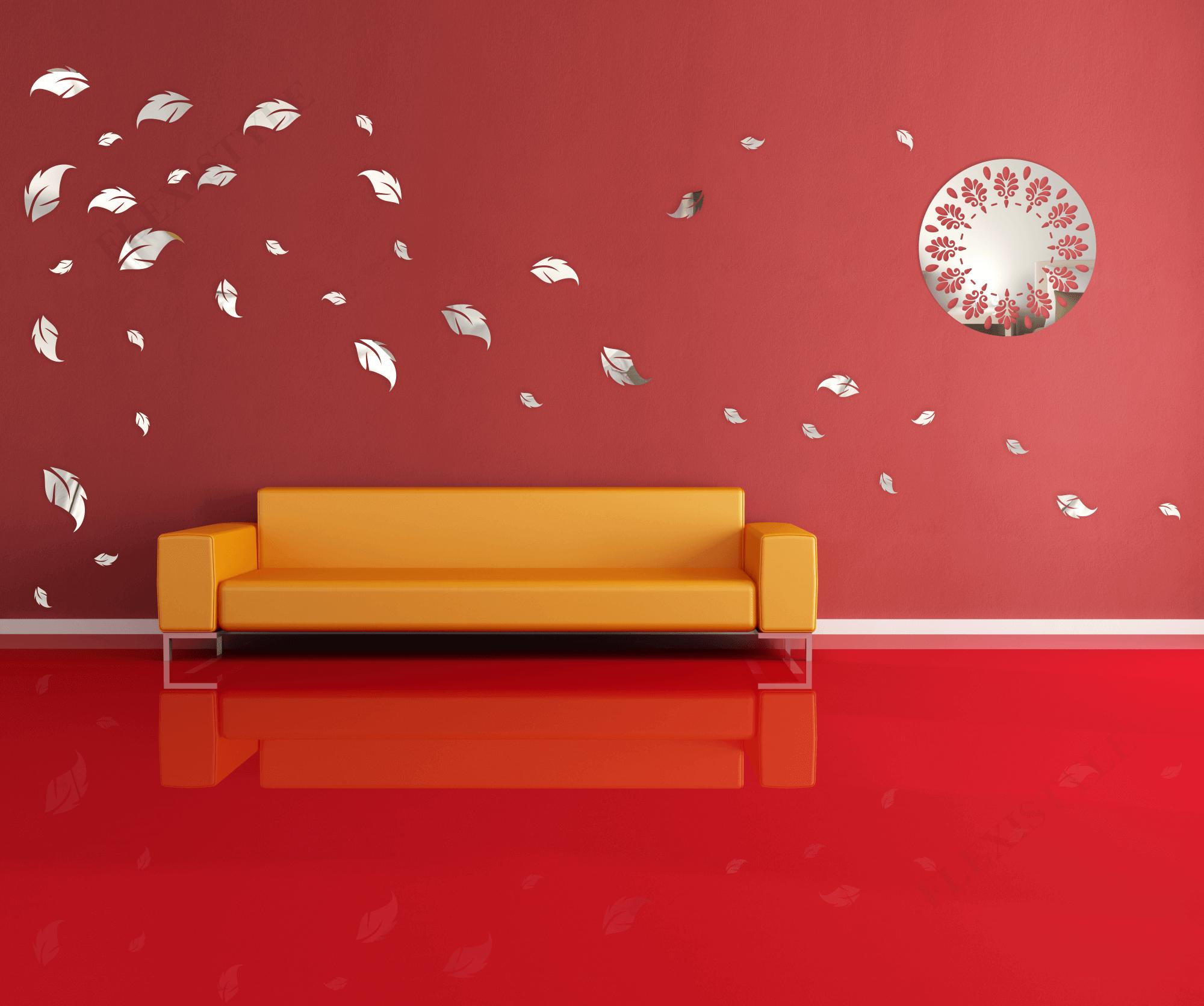sienu_dekoracija_veidrodiniai_lapeliai2.
